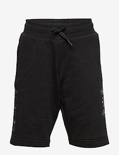 LNR LOGO SHORT - shorts - black/royblu