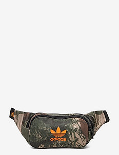 CAMO WAISTBAG - vesker - hemp/multco