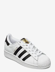 SUPERSTAR J - sneakers - ftwwht/cblack/ftwwht