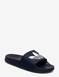 ADILETTE LITE - sneakers - conavy/ftwwht/conavy