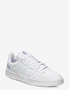 SUPERCOURT - lave sneakers - ftwwht/ftwwht/croyal