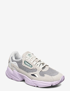 FALCON W - lave sneakers - supcol/crywht/ftwwht