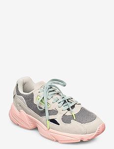 FALCON W - lage sneakers - talc/hazcor/grntnt
