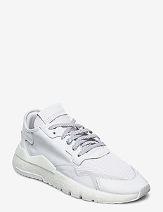 NITE JOGGER - laag sneakers - ftwwht/ftwwht/ftwwht