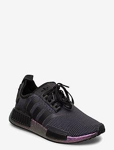 NMD_R1 J - sneakers - cblack/cblack/supcol