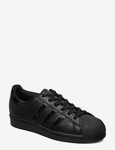 SUPERSTAR J - sneakers - cblack/cblack/cblack