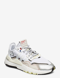 NITE JOGGER J - sneakers - orbgry/ftwwht/hirere