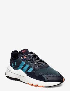 NITE JOGGER J - sneakers - legblu/tacste/legink