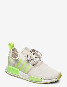 NMD_R1 W - sneakers med lav ankel - talc/talc/hireye