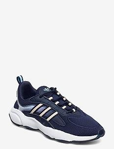 HAIWEE W - låga sneakers - conavy/linen/ftwwht