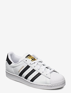 Superstar Vegan - laag sneakers - ftwwht/cblack/green
