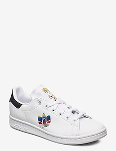 STAN SMITH W - lave sneakers - ftwwht/cblack/goldmt