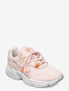 FALCON W - chunky sneaker - pnktin/pnktin/sigorg