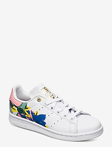 STAN SMITH W - lage sneakers - ftwwht/glopnk/goldmt