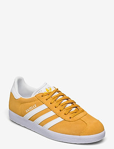 GAZELLE - lave sneakers - creyel/ftwwht/ftwwht