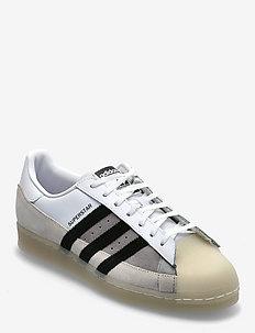 SUPERSTAR - laag sneakers - ftwwht/cblack/lgchsl