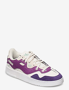 SUPERCOURT STYLE W - sneakers med lav ankel - ftwwht/cwhite/cpurpl