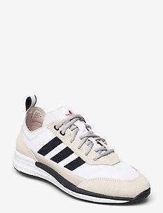 SL 7200 - lave sneakers - ftwwht/cblack/cbrown