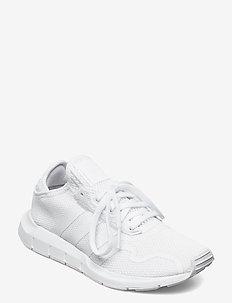 SWIFT RUN X - lave sneakers - ftwwht/ftwwht/ftwwht