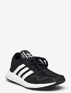 Swift Run X - laag sneakers - cblack/ftwwht/cblack