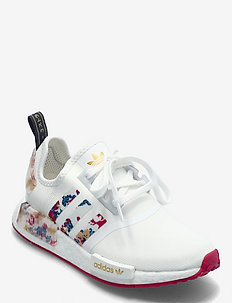NMD_R1 W - training schoenen - ftwwht/bopink/legink