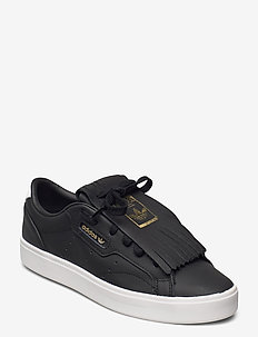 Sleek W - low top sneakers - cblack/ftwwht/crywht