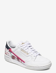 Continental 80 W - low top sneakers - ftwwht/goldmt/hazros