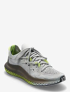 4D FUSIO - låga sneakers - greone/gresix/syello