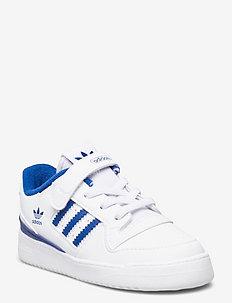 Forum Low - low-top sneakers - ftwwht/royblu/ftwwht