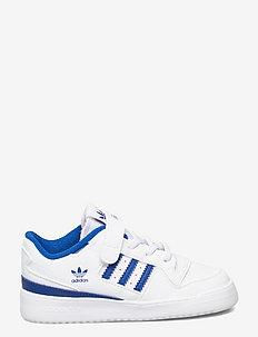 Forum Low - lave sneakers - ftwwht/royblu/ftwwht