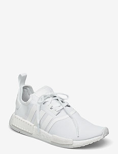 NMD_R1 - lave sneakers - ftwwht/ftwwht/ftwwht