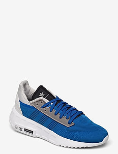 GEODIVER - låga sneakers - fooblu/ftwwht/cblack