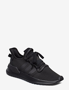 U_PATH RUN - laag sneakers - cblack/cblack/cblack