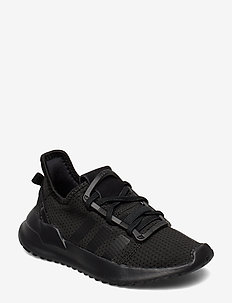 U_PATH RUN C - sneakers - cblack/cblack/ftwwht