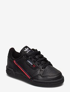 CONTINENTAL 80 C - sneakers - cblack/scarle/conavy