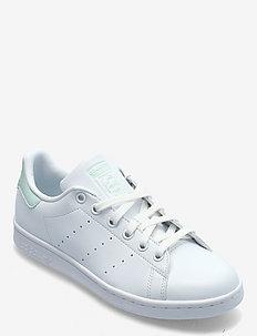 STAN SMITH W - sneakers - ftwwht/dshgrn/cblack