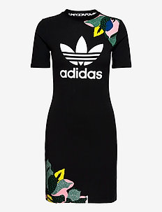 TEE DRESS - sportskjoler - black