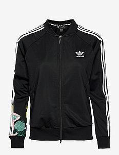 TRACKTOP - sweatshirts - black