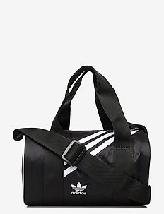 MINI D NYLON - gymtassen - black