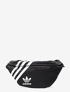 WAISTBAG NYLON - väskor - black