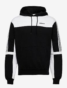 CLASSICS HOODY - sweats basiques - black/white