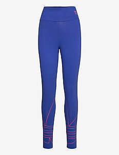 LRG LOGO TIGHTS - leggings - royblu