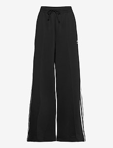 Primeblue Relaxed Wide Leg Pants W - treenihousut - black