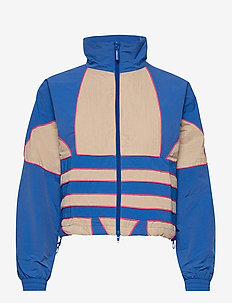 BIG TRF TT - sweatshirts - royblu/trakha/powpnk