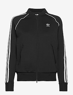 SST TRACKTOP PB - sweatshirts - black/white