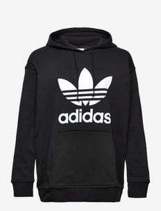 TRF HOODIE - hoodies - black/white
