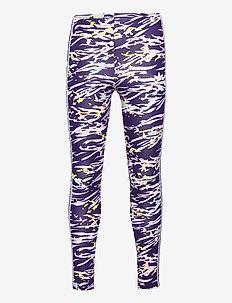 AOP LEGGINGS - leggings - dpurpl/prptnt/multco/