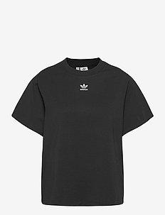 T-SHIRT - sportieve tops - black