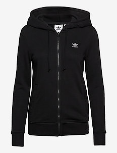 TRACK TOP - hoodies - black