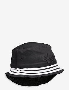 VELVET BUCKET - bucket hats - black/mgsogr